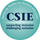 Centre for Studies on Inclusive Education logo